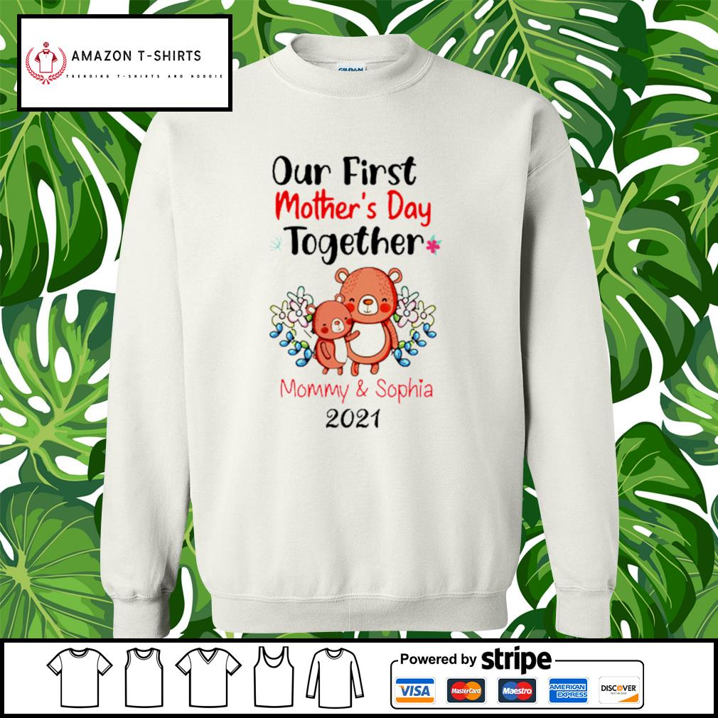 Our first mother's day together mommy and sophia 2021 s sweater