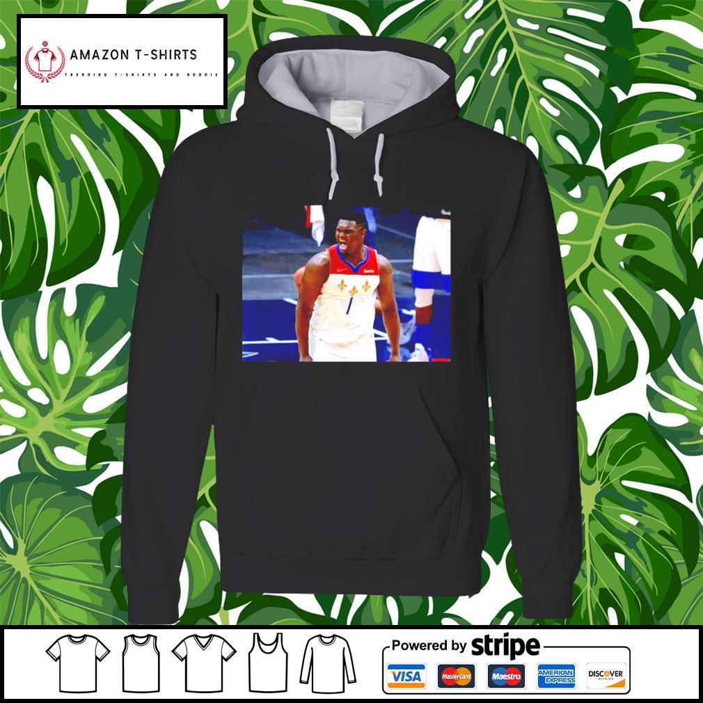 Zion Williamson New Orleans hoodie
