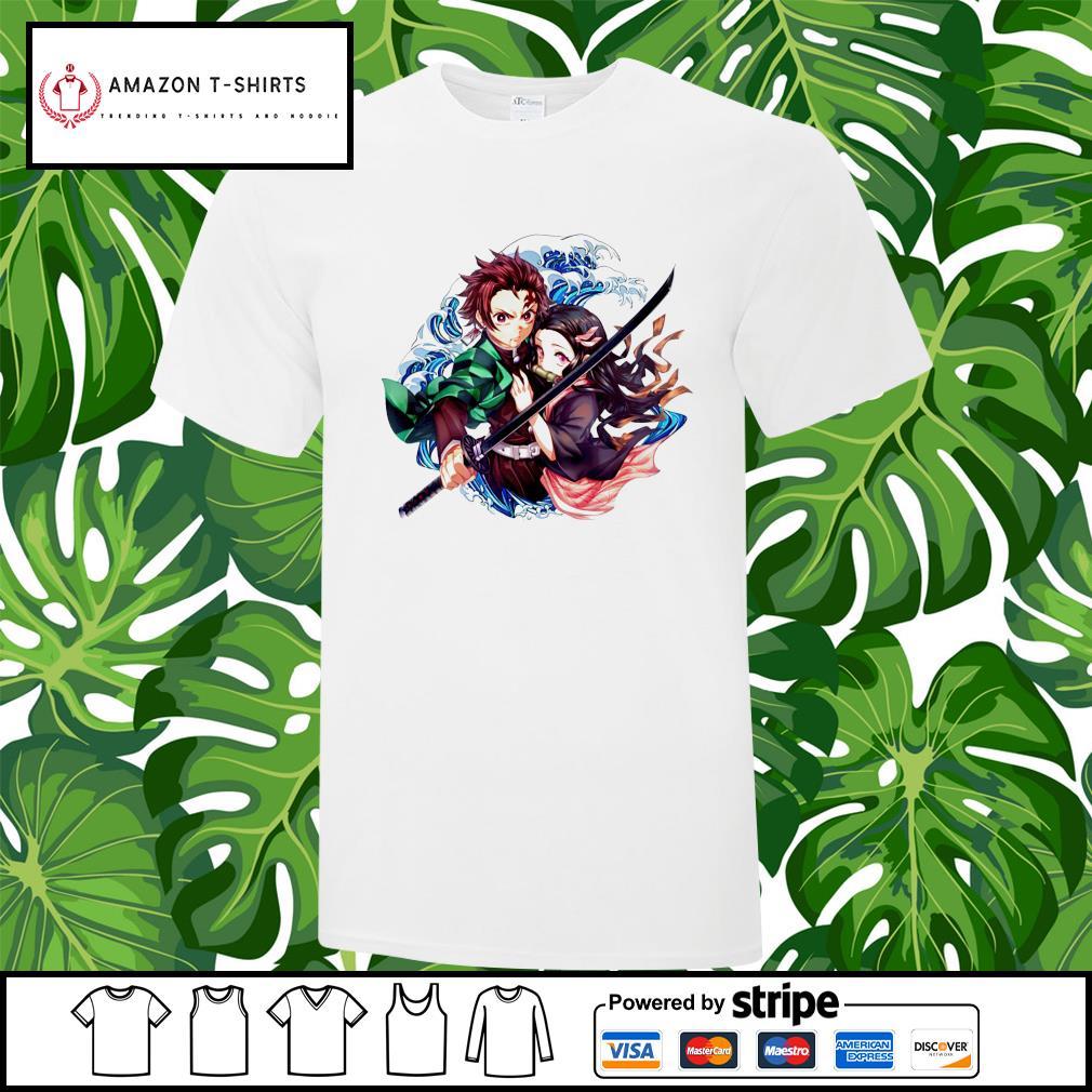Demon Slayer Kimetsu No Yaiba shirt