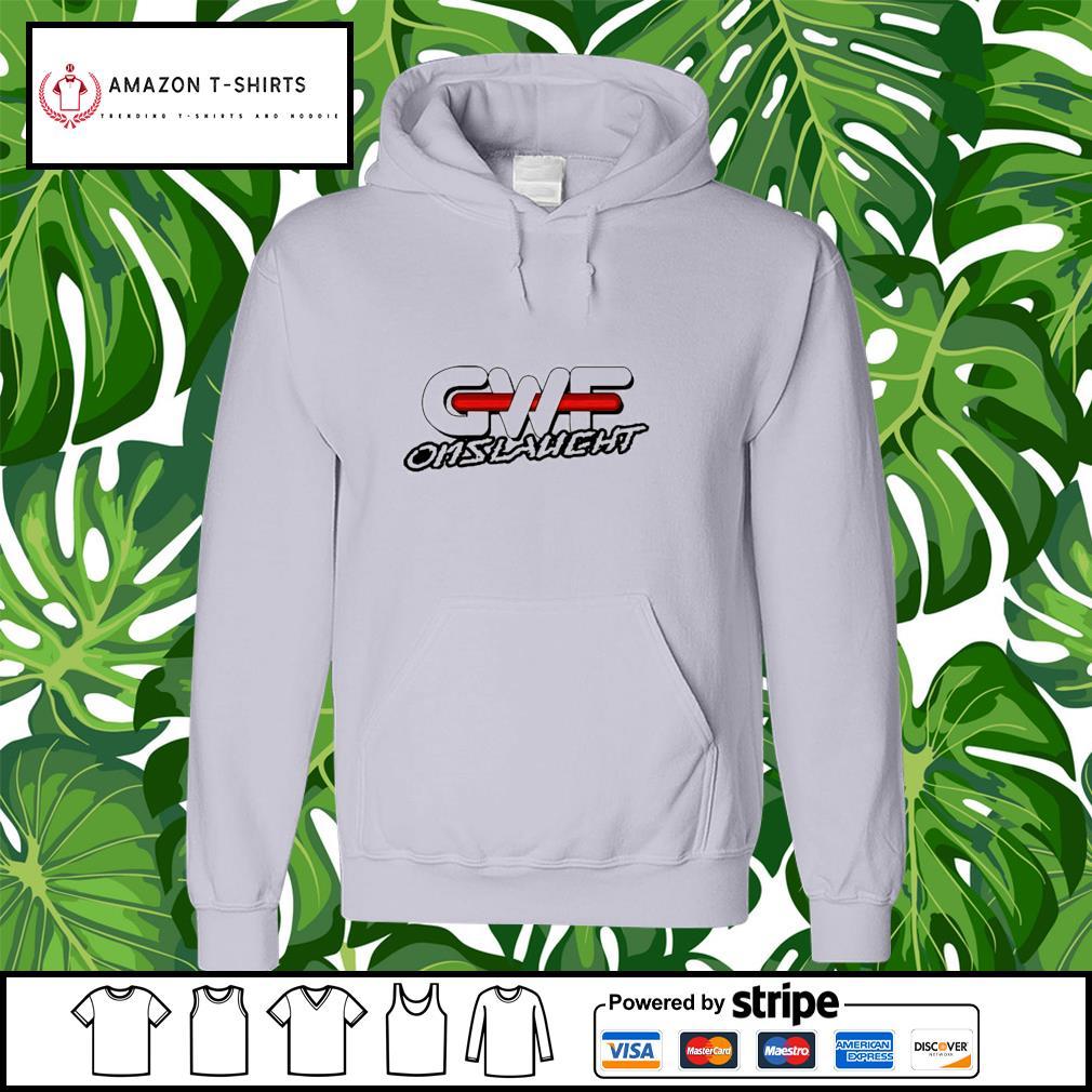 GWF Onslaught hoodie