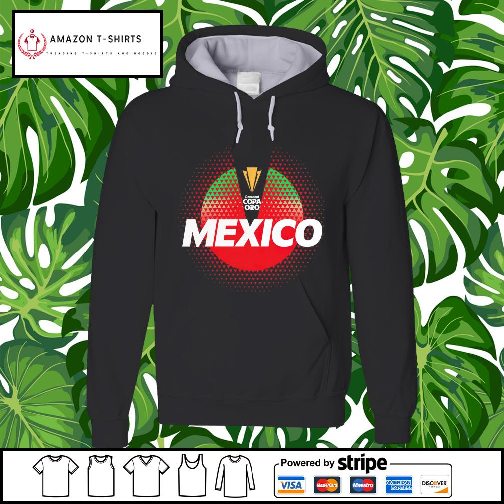 Mexico National Team 2021 Concacaf Gold Cup hoodie