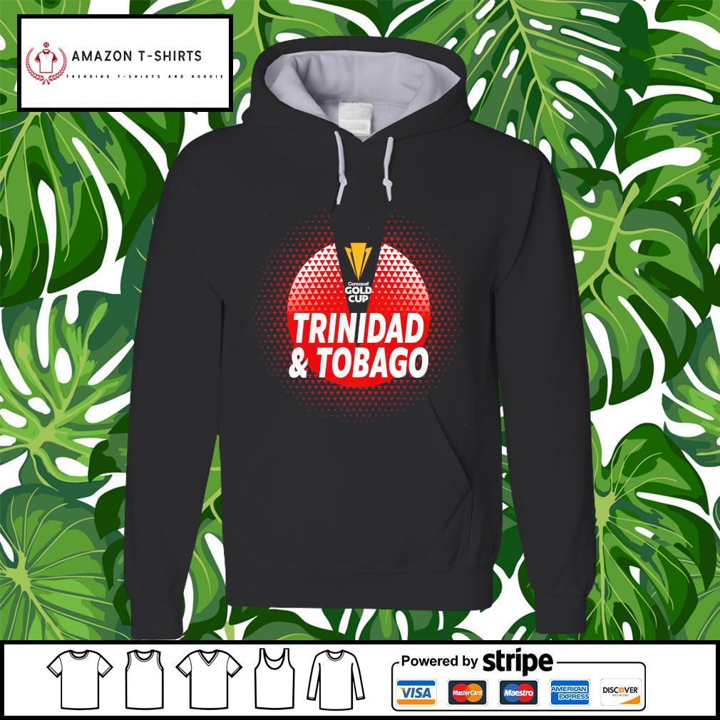 Trinidad and Tobago National Team 2021 Concacaf Gold Cup hoodie