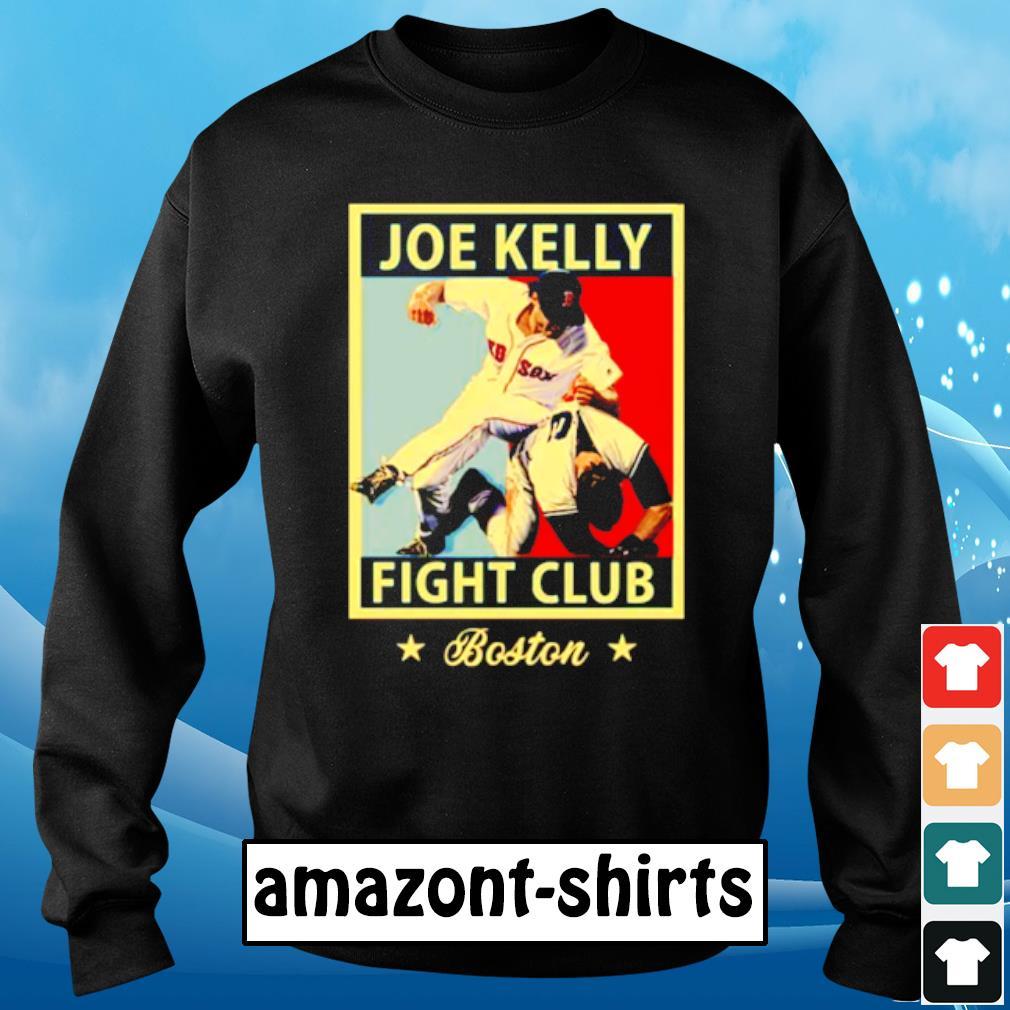 Joe Kelly fight club s sweater