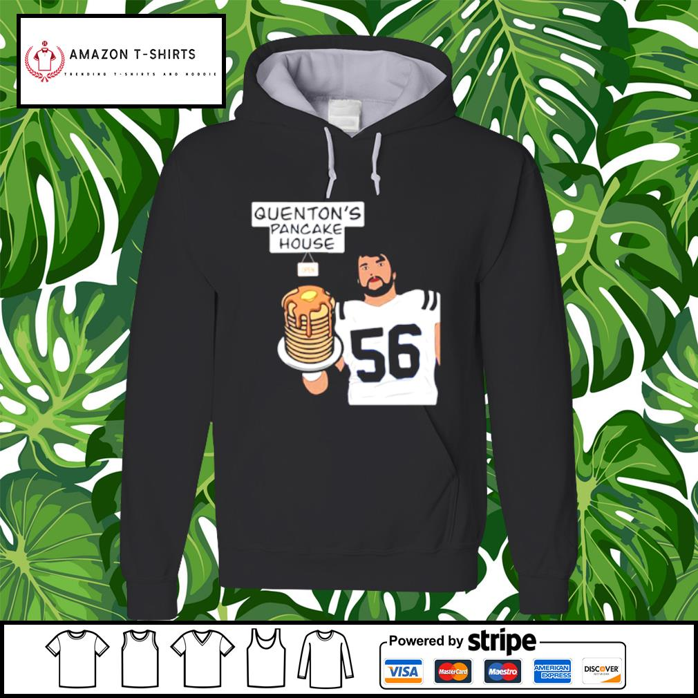Quenton Nelson Pancake House s hoodie