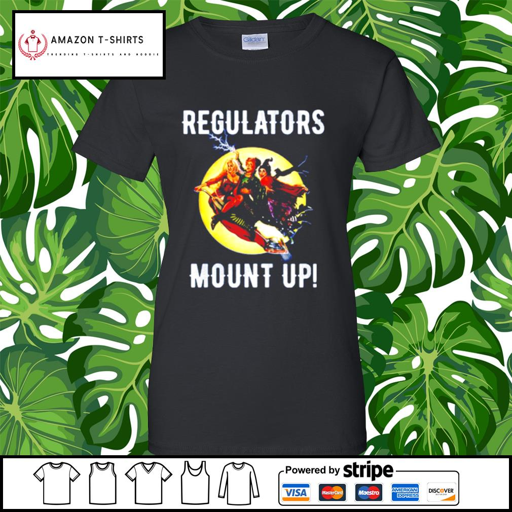 Regulators mouth up Hocus Pocus s ladies-tee