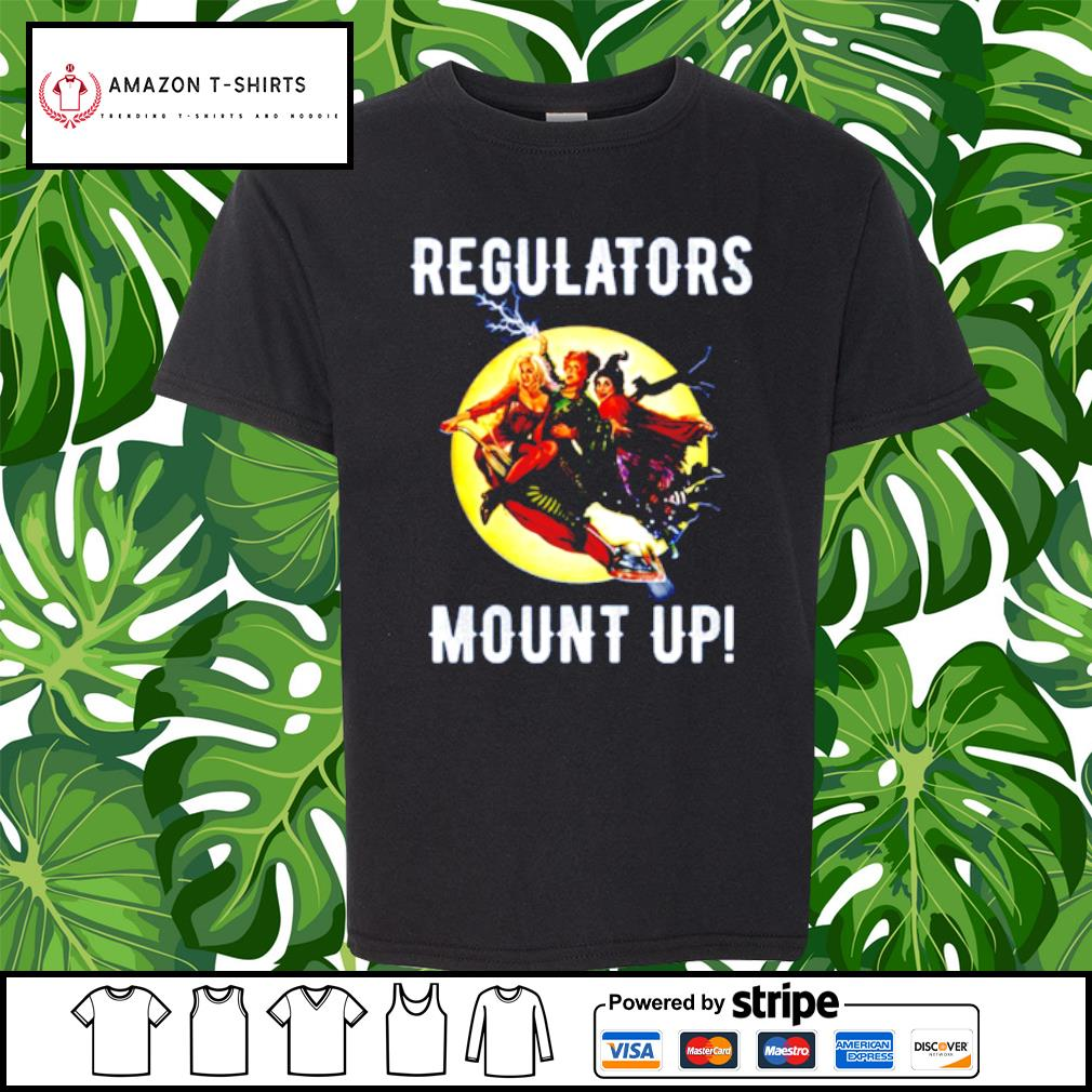 Regulators mouth up Hocus Pocus s youth-tee